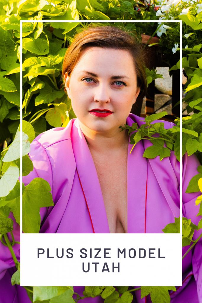 Brianne Huntsman - Utah Plus Size Model