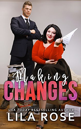 Plus Size OFfice Romance - Making Changes Office Romance