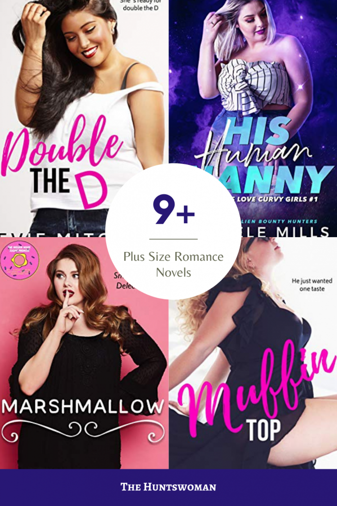 Plus size romance novels on Kindle Unlimited and Amazon