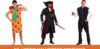 Plus Size Men's Halloween Costumes in a 6X