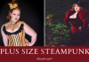 plus size steampunk costumes
