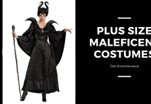 where to buy plus size maleficent Halloween costumes2