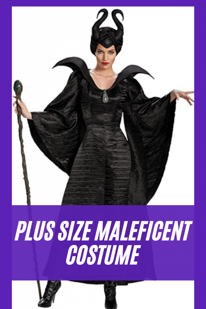 where to buy plus size maleficent Halloween costumes