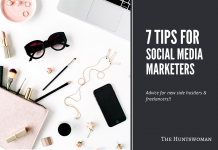 7 tips for social media marketers