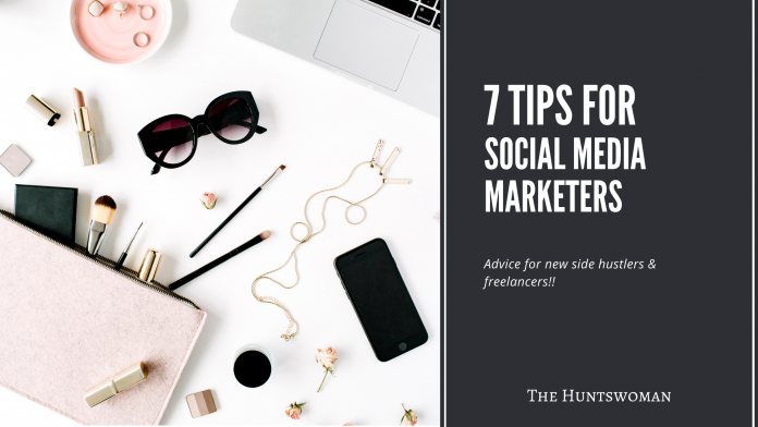 7 tips for social media marketers