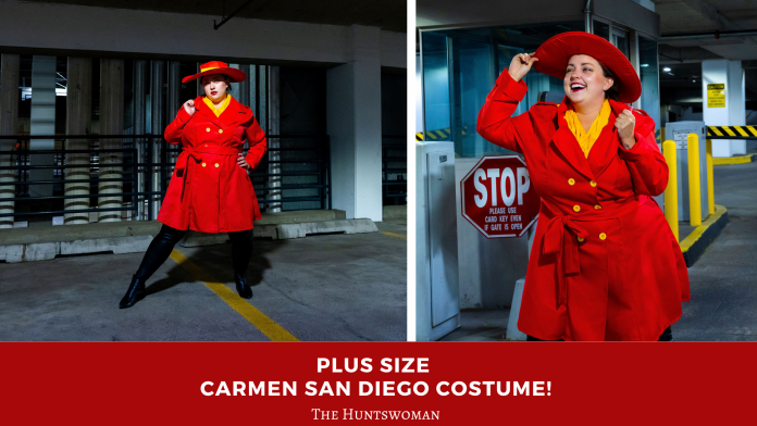 Review of plus size carmen san diego costume - Halloween Costume
