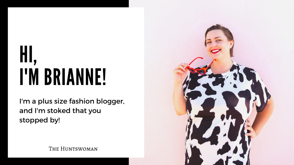 brianne huntsman - fashion blogger