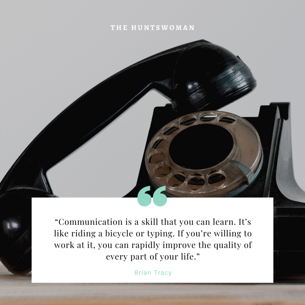 quote on communication
