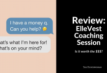 Is the ElleVest coaching session worth the investment?