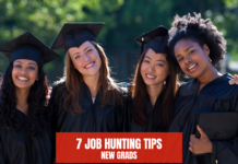 7 job hunting tips new grads