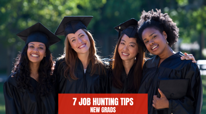 7 job hunting tips new grads