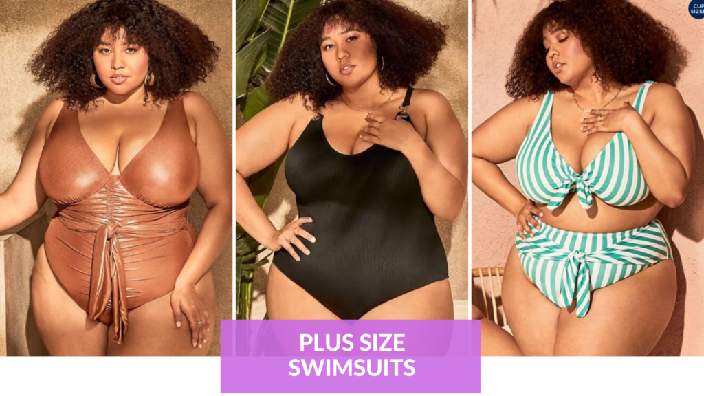 plus size swimsuits for resorts