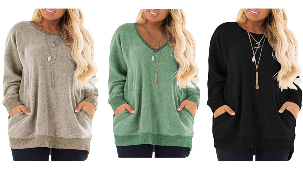 Plus size hoodies in 6x from amaazon
