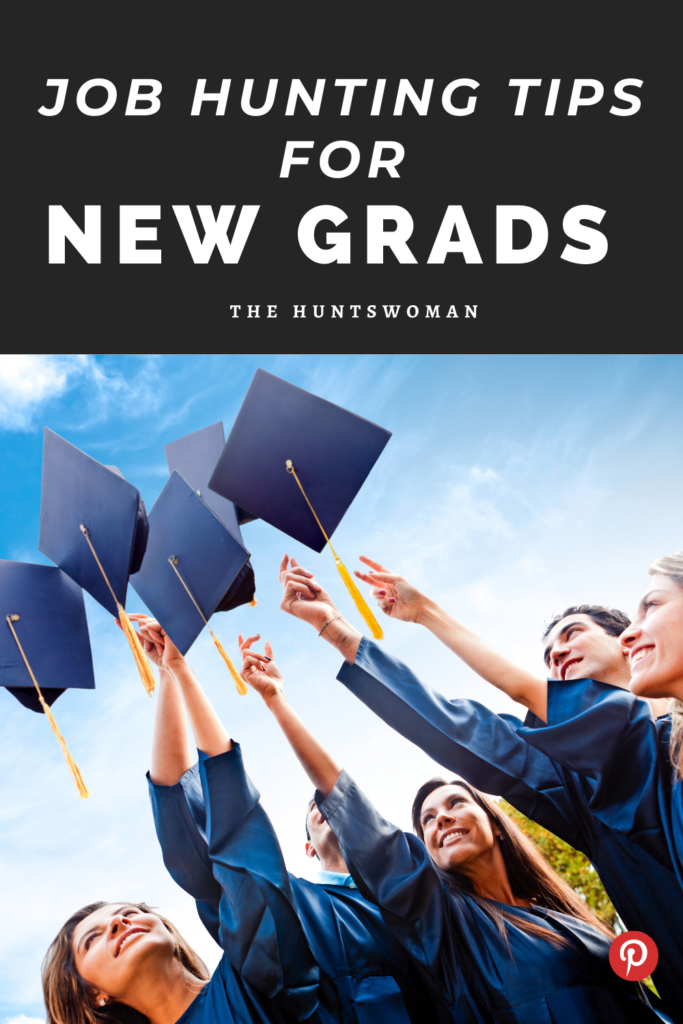 Job Hunting Tips for New Graduates - College