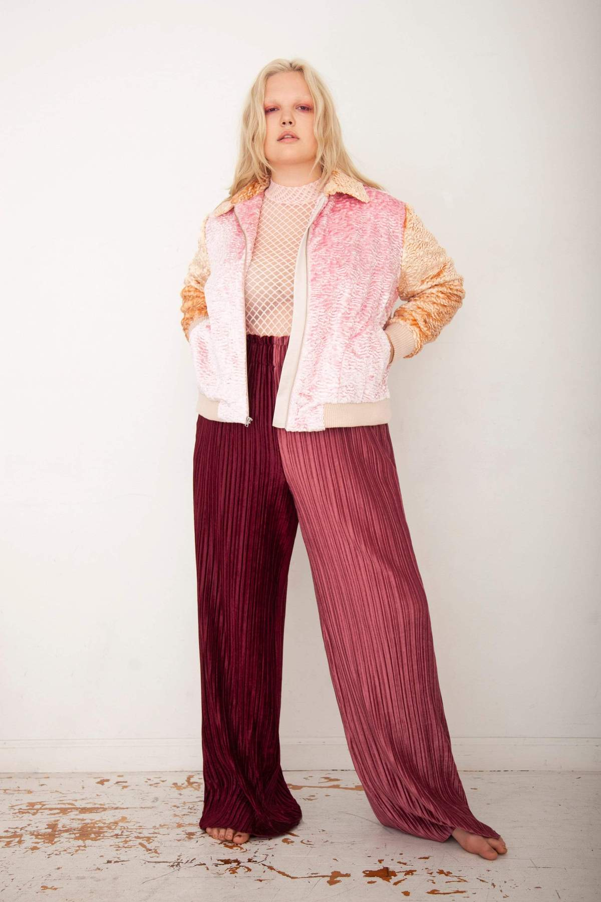 plus size Androgynous outfit