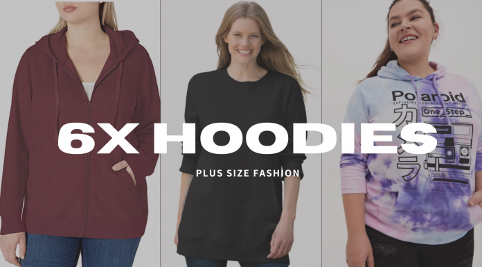 Where to Buy Plus Size 6X hoodies
