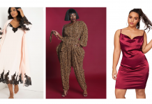 plus size outfit ideas for Valentine's Day