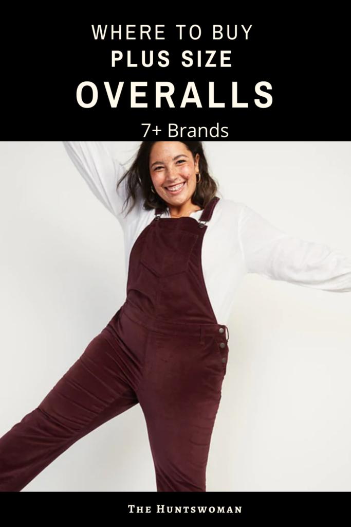 plus size overalls pinterest pin