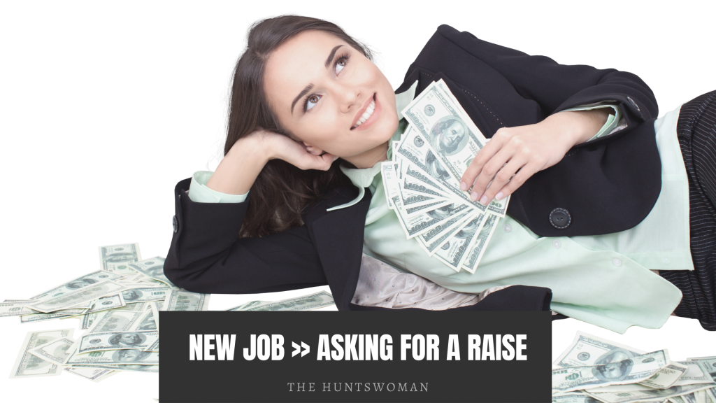 get a new job graphic on making more money