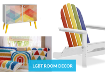 LGBT Room Decor