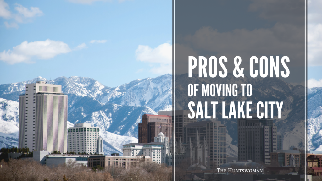 pros and cons of moving to salt lake city