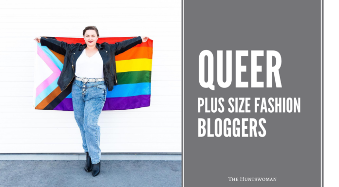 queer plus size fashion