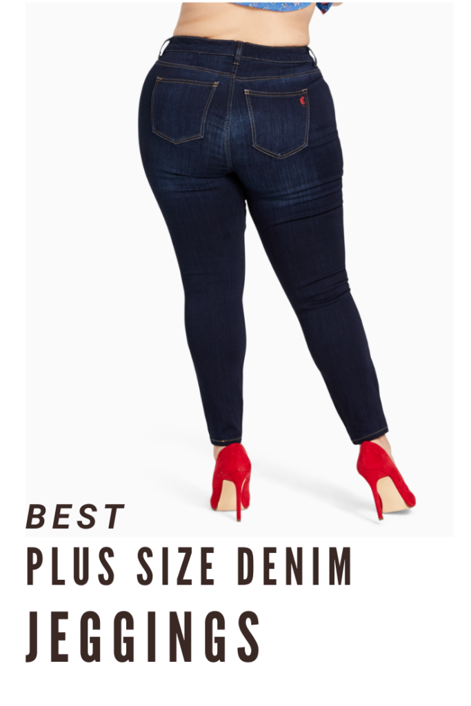 best plus size jeggings