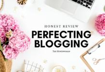 Sophia Lee Blogging course