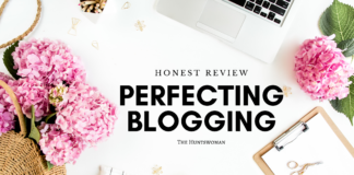 Sophia Lee Blogging course