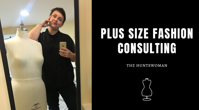 plus size fashion marketing and consulting