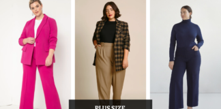 interview outfits plus size