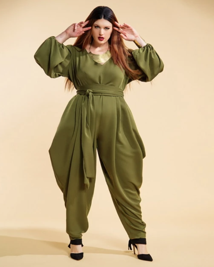 interview outfit plus size