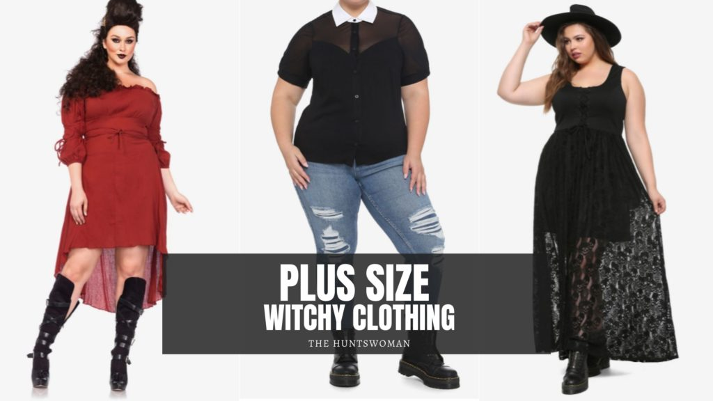 Witchy Clothing from Hot Topic