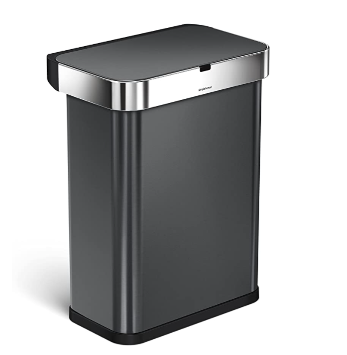 New Apartment Checklist - Motion Activated Trash Can