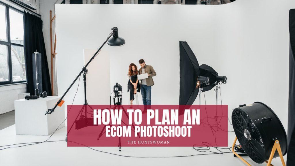 Ecom Photoshoot