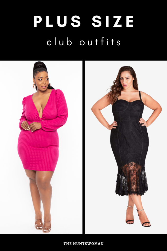 Plus Size Club Outfits