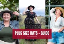 plus size hats