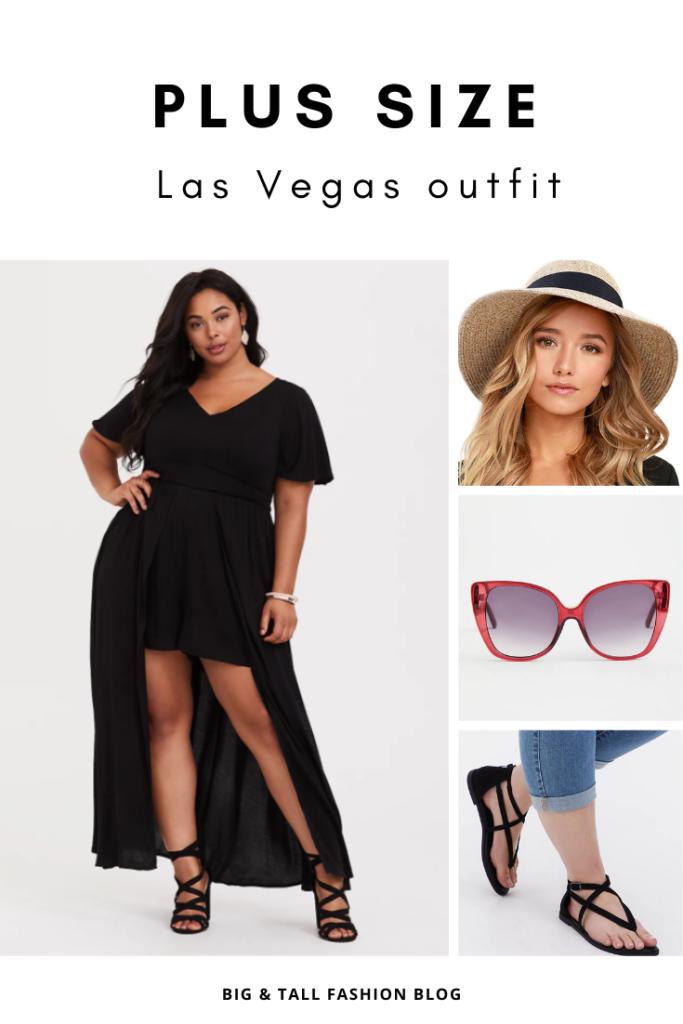 plus size las vegas outfits