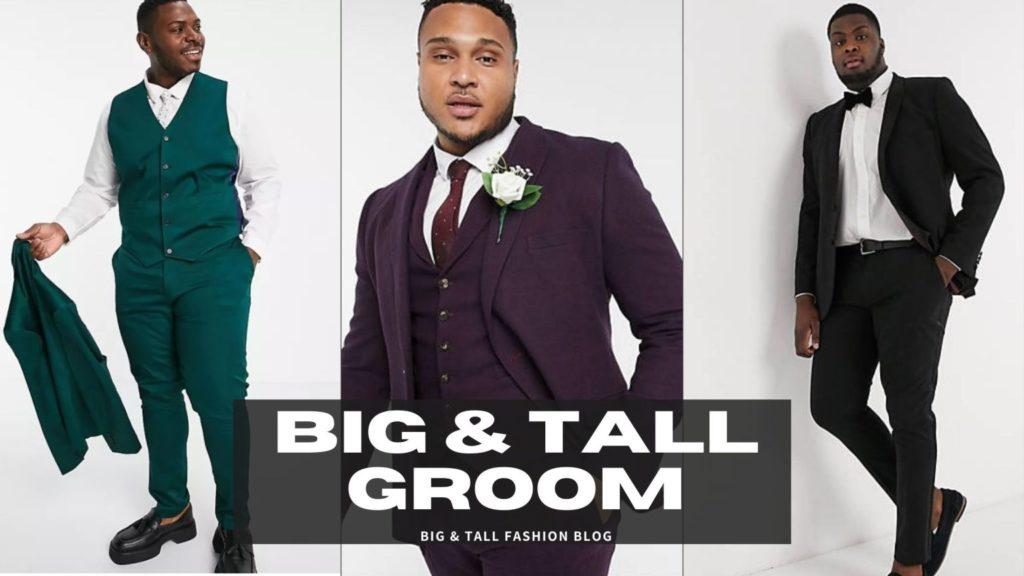 plus size men's fashion blog, Big & Tall Fashion Blog