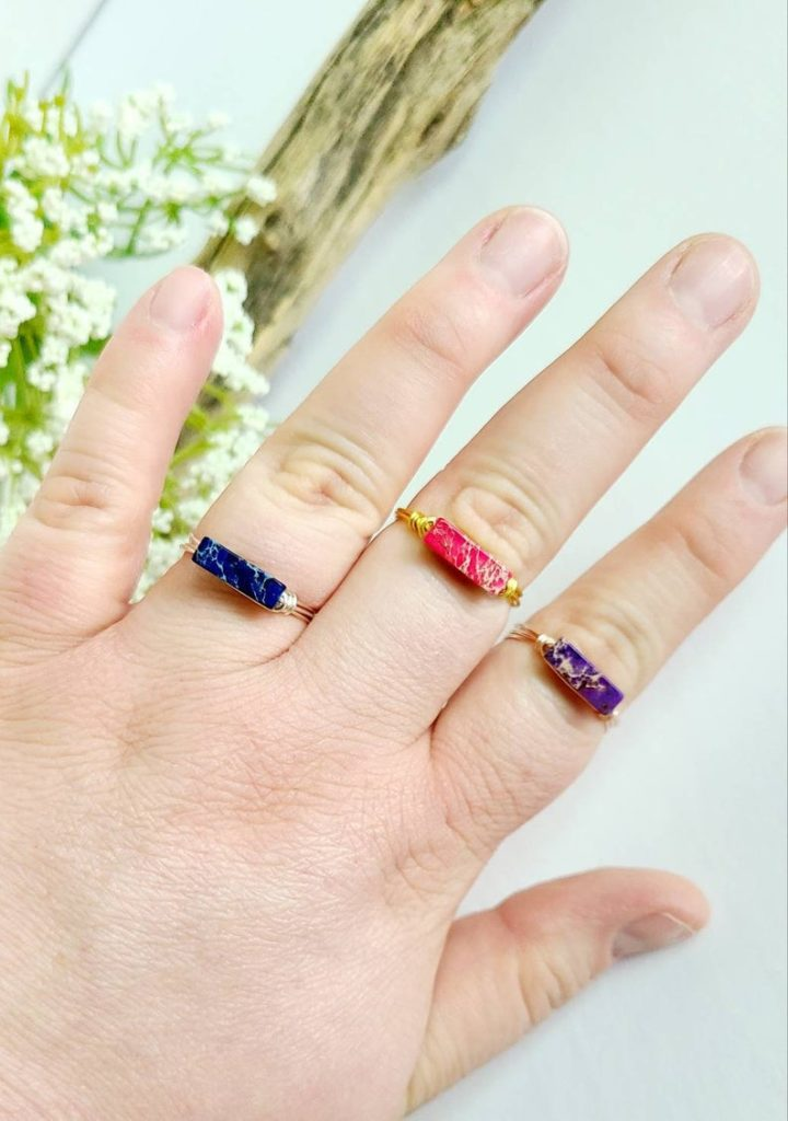Plus Size Rings for fat fingers