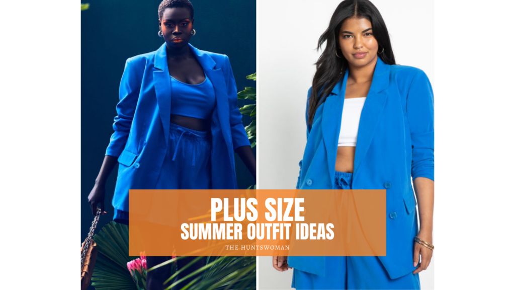 Plus Size Summer Outfit Idea