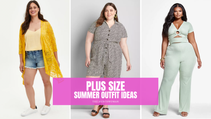 plus size summer outfit ideas