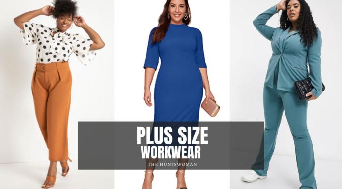 plus size workwear
