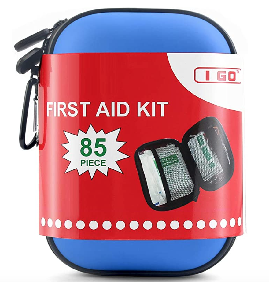 New Apartment Checklist: FirstAid Kit