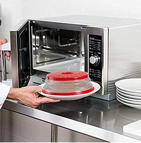 New Apartment Checklist - microwave plate cover