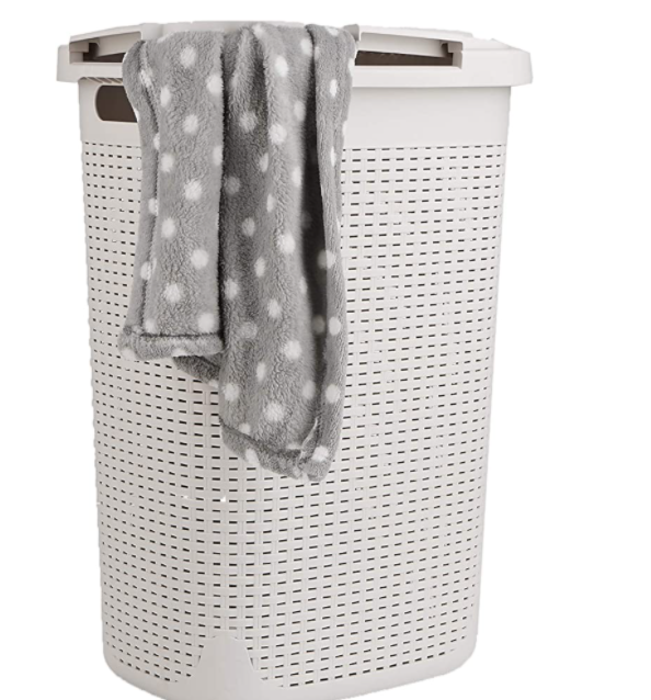 New Apartment Checklist: Hamper for Dirty Clothes