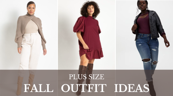 plus size fall outfit ideas