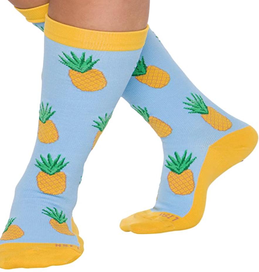 Plus Size Knee High Socks