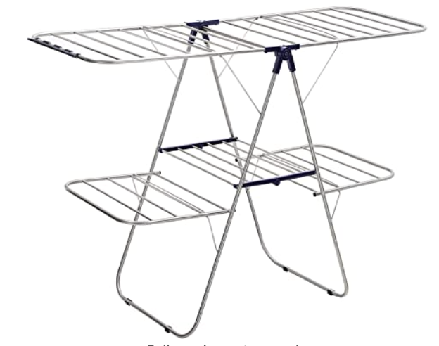 New Apartment Checklist -  Laundry Drying Rack
