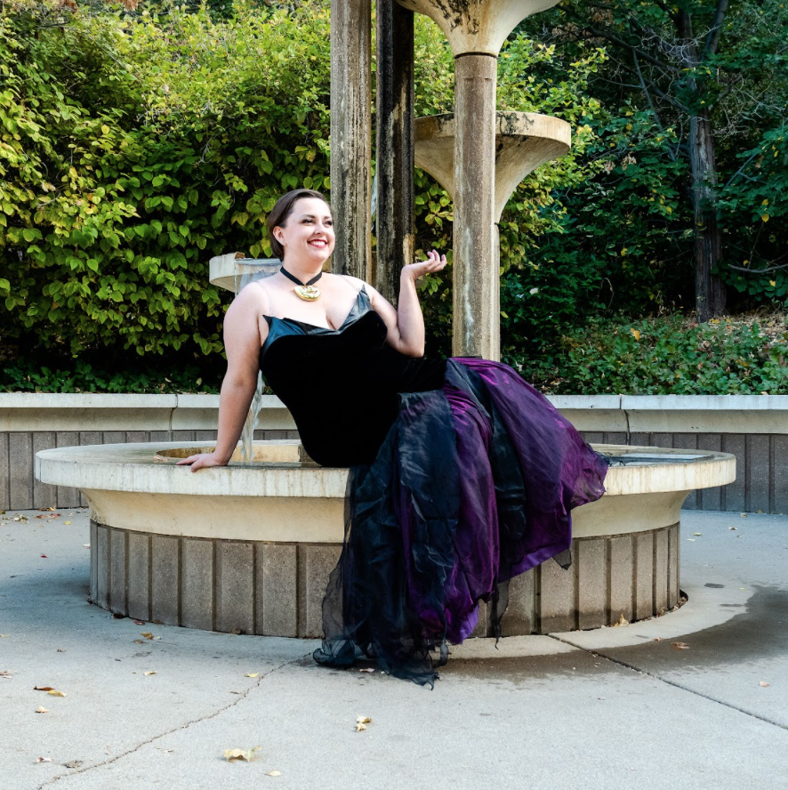 Plus Size Ursula Costume & Cosplay